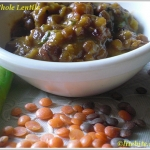 Legumes Made Easy – Quick Whole Lentils