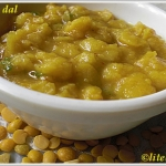 Legumes Made Easy – Quick Pigeon peas or Toor Dal recipe