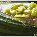 Veggies Made Easy – Ridge Gourd Sabzi