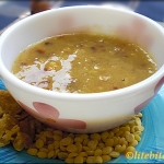 Lentil sweet or Parappu Payasam – Discover, Share and Celebrate Good Food
