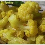 Veggies Made Easy – Quick Cauliflower Sabzi Recipe