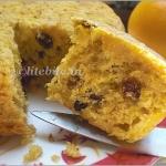 Whole Navel Orange-Honey Eggless Cake