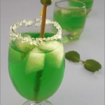 Party Menu – Refreshing Mint & Orange Lemonade