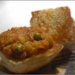 Party Menu – Buns & Veggie Delicacy called Paav Bhaji