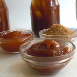 Healthy Mixed Fruit Jam with Palm Sugar – Guava Preserve