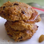 Eggless Barley & Raisin Scones – A Scrumptious Breakfast to Start Your Day With!
