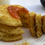 Healthy Wheatgerm Pancakes and the Arusuvai Chain