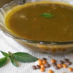 Whole Lentil and Mint Soup – A Healthy & Comforting Broth