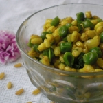 Peas & More – A Few Fresh Pea Recipes with Spinach, Cottage Cheese and Spices
