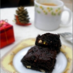 Wholewheat Carrot Brownie – A Healthy Treat to Celebrate