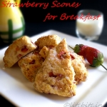 Strawberry Scones for Breakfast – A Scrumptious Way to Start Your Day