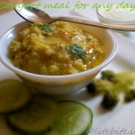 A Comforting One Pot Meal – Wholegrain, Millet and veggie Khichdi