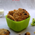 Baking | Berry-Berry Healthy Corn flake Cookies – Cookie Is Where The Crunch Is