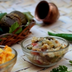 Recipes | Three Curries to Savour Buns/Baati & Spinach Litti with- Chokha & Mixed Daal