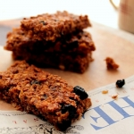 Baking | Wholesome Fruit & Nuts Granola Bars and a Memorable Trip to the Blue Mountain Range