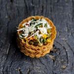 Recipe | Healthy Papdi Chaat Tarts- It's all about sharing my love for food