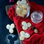 Baking | Two Shortbread cookies to Celebrate A Life Full of Surprises