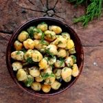 Recipe | Two Easy, Quick and Healthy Warm Chickpea Salads – Simple Things in Life That are most Extraordinary