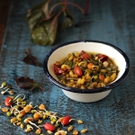 Recipes |Four Easy & Healthy Indian Curries with Amaranth leaves, Lentils and Bean Sprouts