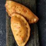 Baking | Indian Parathas Calzone Way –