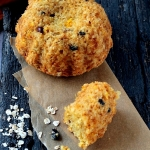 Recipes | Two Easy Eggless Orange Cakes with Oats and whole-wheat