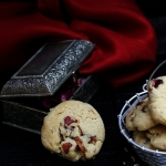 Recipe & food styling | Rose and Fennel Oat Cookies – You can't go wrong where there is love & inspiration