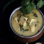 Recipe | Desi Health Bites – Tofu Pasanda aka Tofu in White Gravy