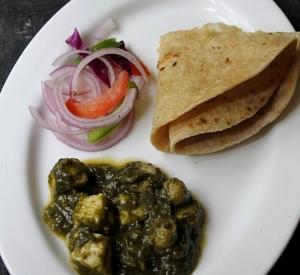 Recipe   Foxnuts in Spinach Gravy aka Palak Makhane ki Subji – Moms will always be moms