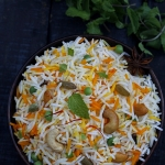 Recipe & Food Styling | Orange scented Dry fruits Shahi Pulao – Passion creates positive energy
