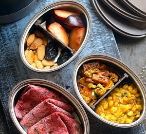 Recipe   Beetroot Millet Rotis & Panchkuti Dal – Of  food, lunchboxes and childhood memories..