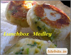 medley of luchbox recipes