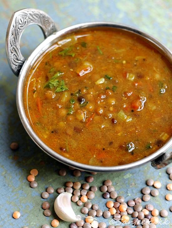 healthy whole black gram lentil recipe