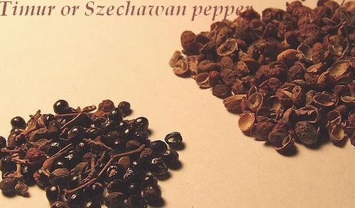 szechawan pepper