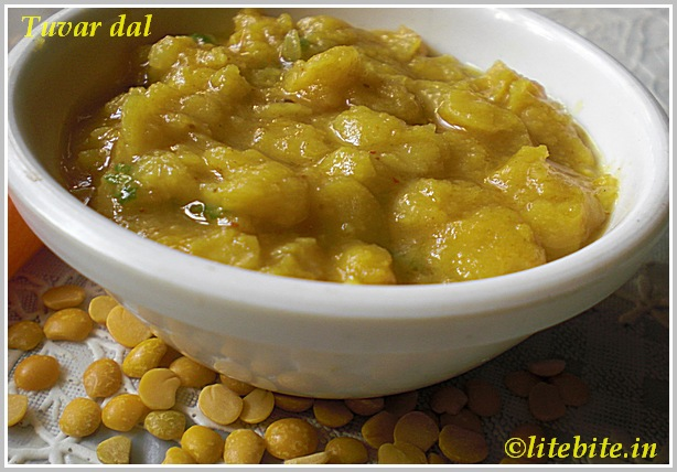 toor dal recipe