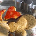 healthy wholewheat cookies made easy.