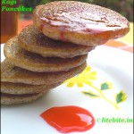 Ragi Pancakes