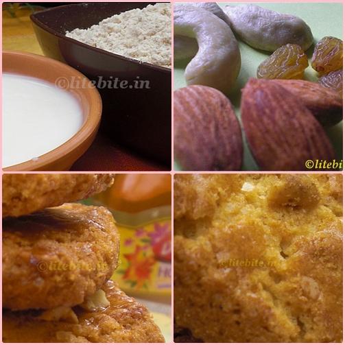 easy almond cookies