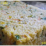 savoury cake