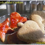 wholewheat cookies