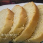 orange honey egg less bread recipe