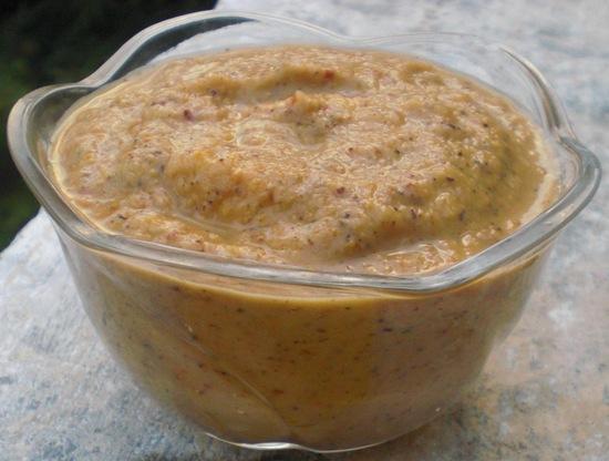melon spread recipe