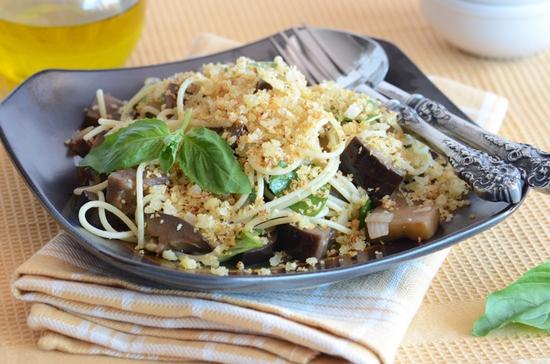 vegetarian spagetti recipe