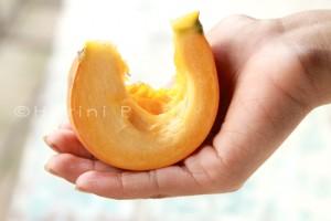 pumpkin..vegan life.