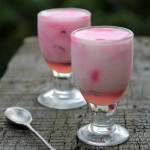 Recipe | Easy Pomegranate and Coconut Milk Mousse' – A Quick & Healthy Vegan Dessert
