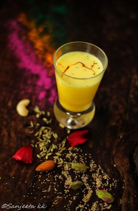 Indian spiced summer Drink