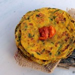 Thepla - Indian flat breads