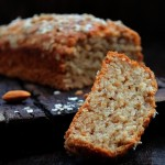 Oats and banana bread, eggless and healthy