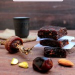 Healthy Figs & raisin fudge