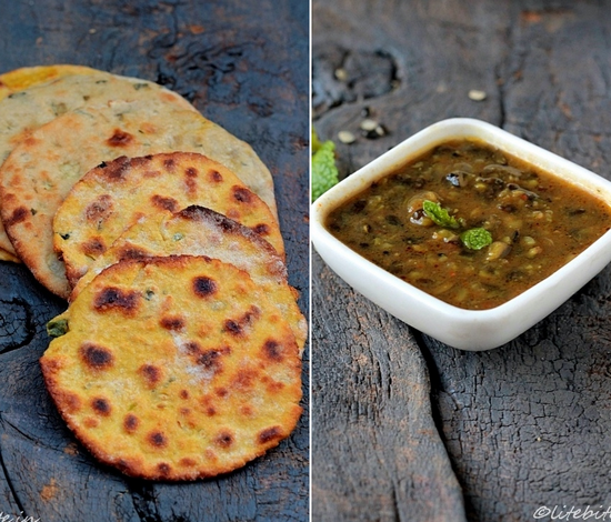 Recipes | Missi Roti, Potato Kulchas and Panchmel Daal