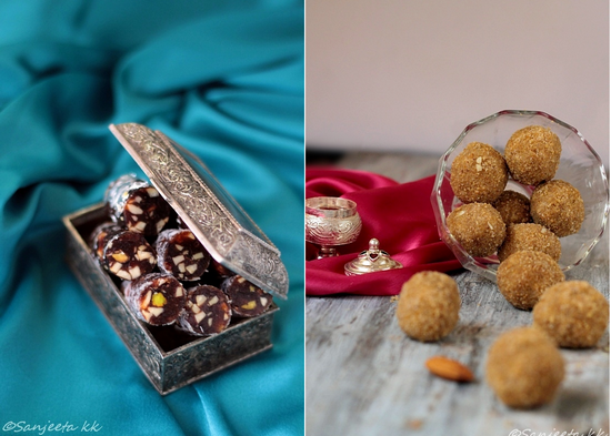 Recipes | Sugar Free Date Rolls and Millet Churma Ladoos – The Power of Food to Bring Back Good Memories